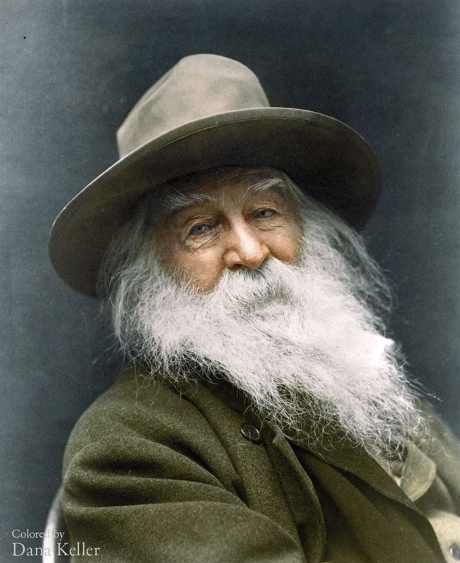 """Community Reading of Whitman's """"Song of Myself"""" on Oct. 6"""