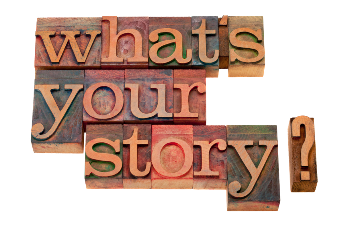 here:say storytelling in Traverse City