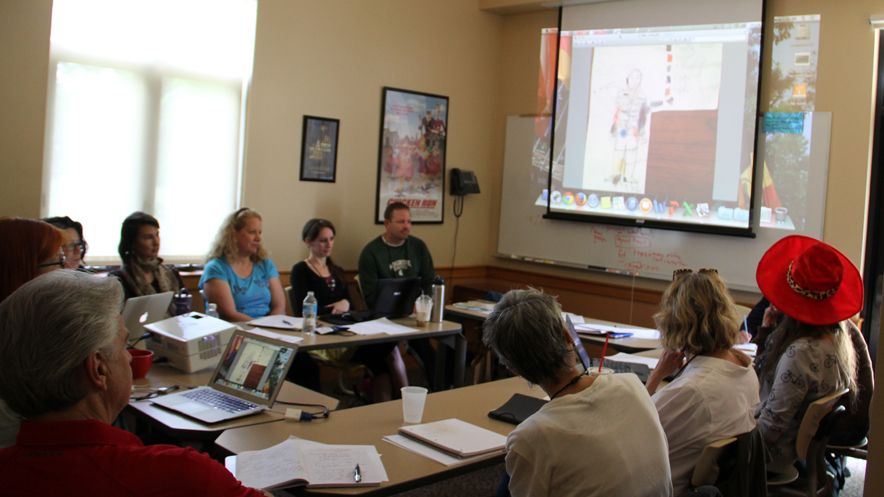 A Creative Writing Bootcamp, Oct. 24-25