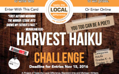 Take the Harvest Haiku Challenge