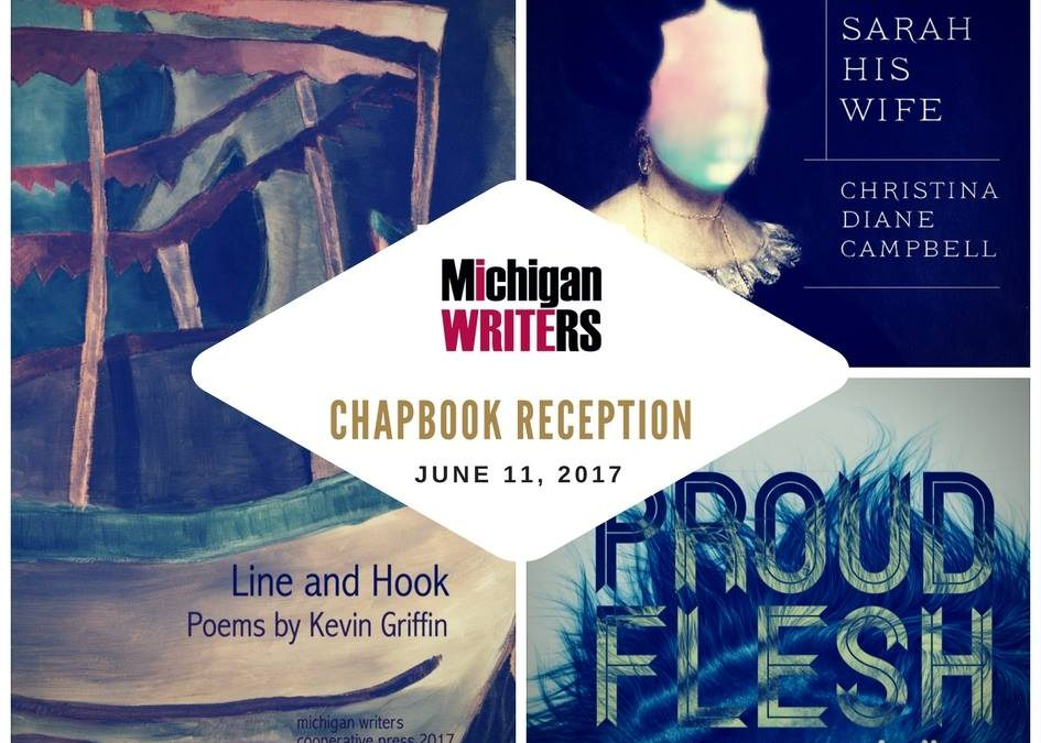2017 Chapbook launch reception
